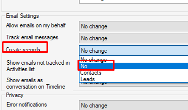 Dynamics 365 - Change user settings with xrmtoolbox